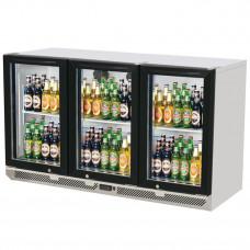 Барный холодильник Turbo air TB13-3G-900