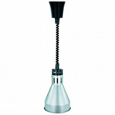 Инфракрасная лампа Hurakan HKN-DL825  серебро