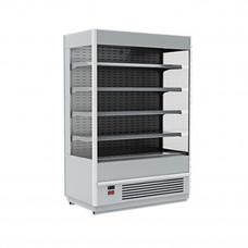 Витрина холодильная пристенная Carboma Cube ВХСп-1,0
