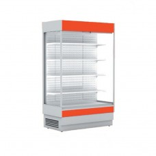 Горка холодильная Cryspi ALT N S 1350 led с боковинами