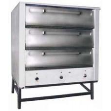 Шкаф пекарский электрический ШПЭСМ-3(M)с п/ув.