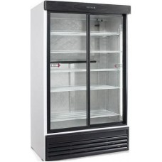 Шкаф холодильный со стеклом Tefcold FS 1200S